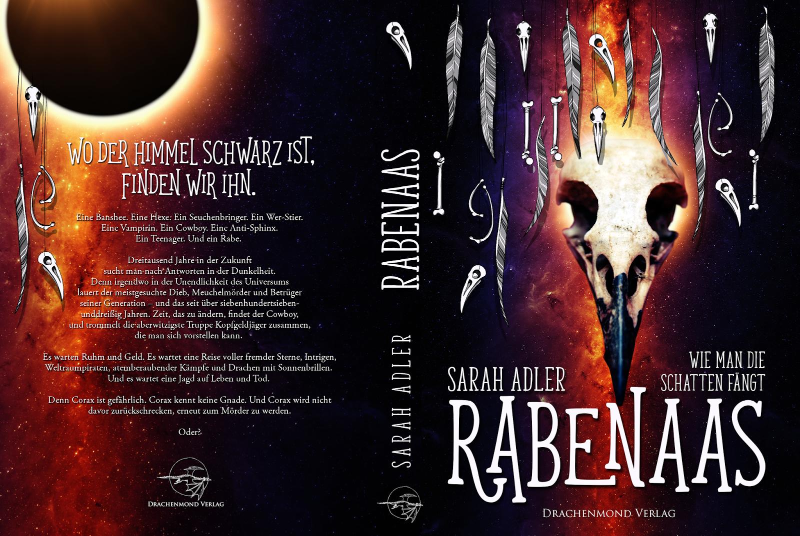 Sarah Adler - Rabenaas