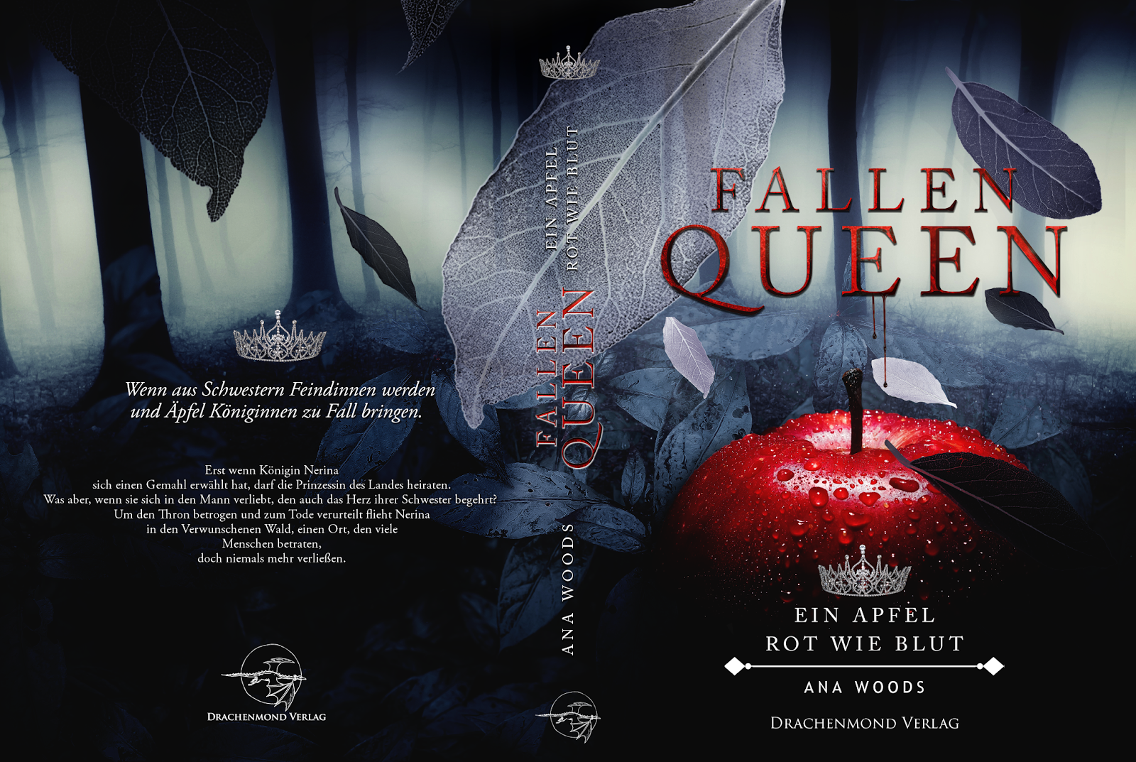 Ana Woods - Fallen Queen