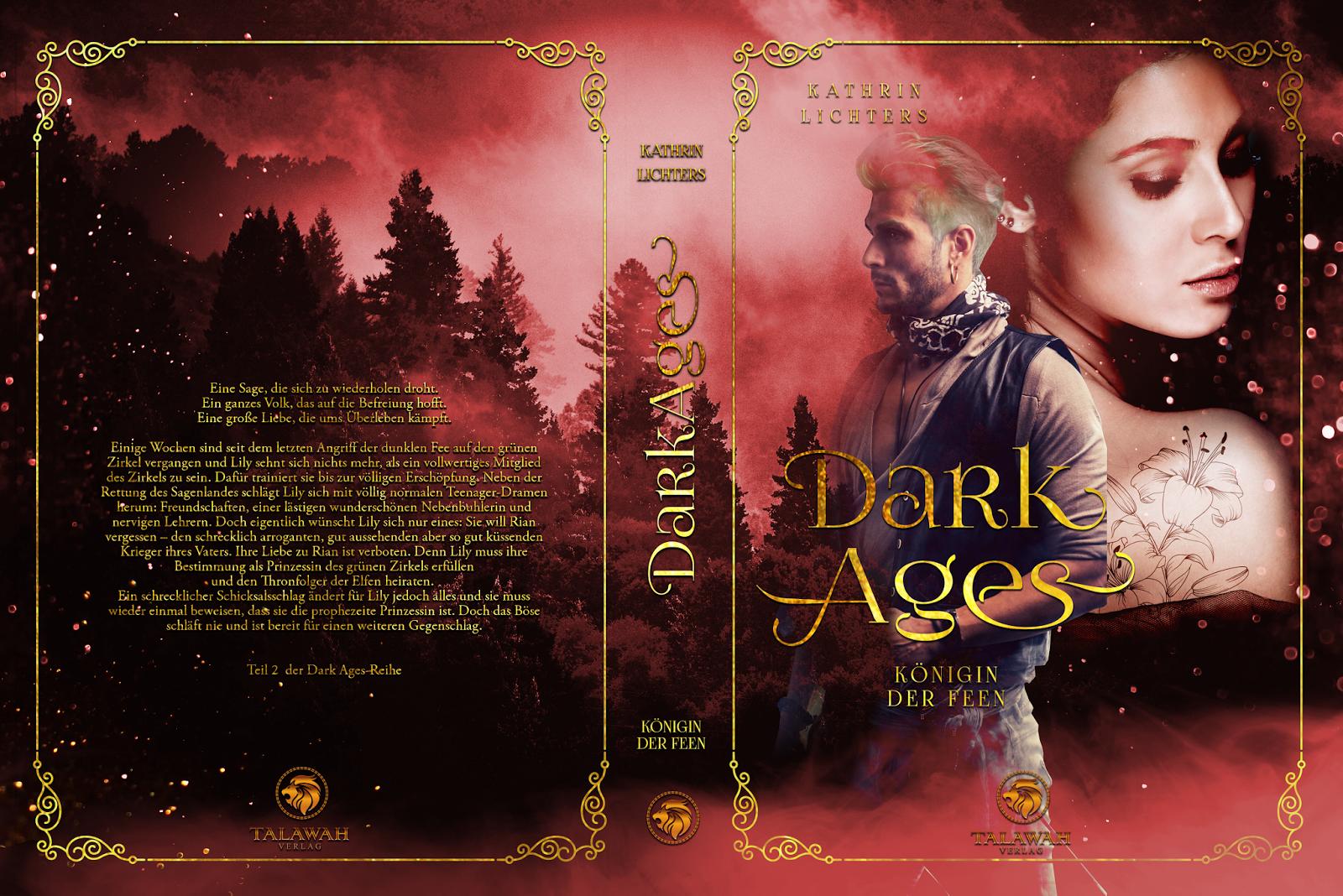Kathrin Lichters - Dark Ages I - Königin der Feen